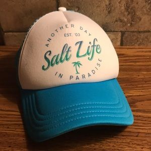 Salt Life Another Day In Paradise Baseball Cap Hat